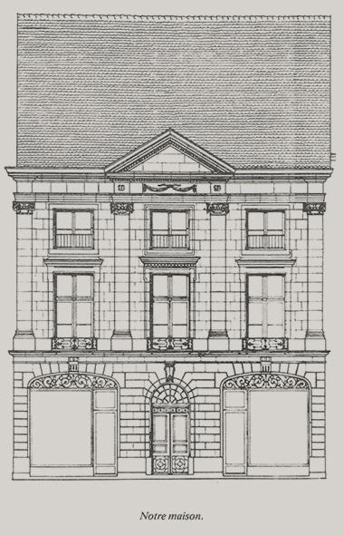 La maison du Cercle d'Yverdon